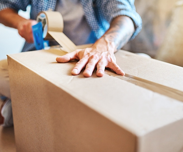 纸箱包装服务